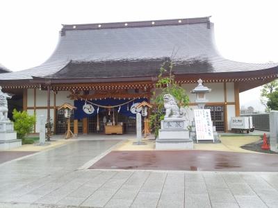 アミューズメントパークばり!?よく整備されてて綺麗な邇保姫神社