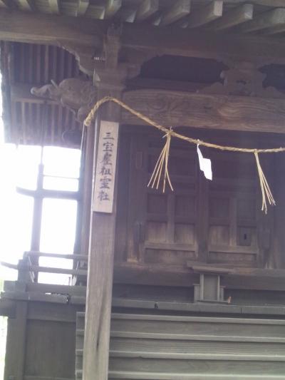 デパートにいろんな店舗が入ってるみたいになってます。沼田神社には大量の摂社